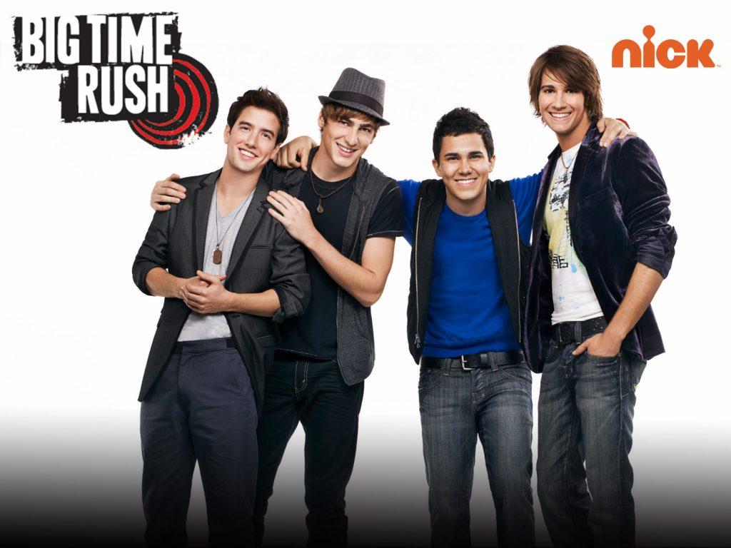 Big Time Rush powraca koncerty