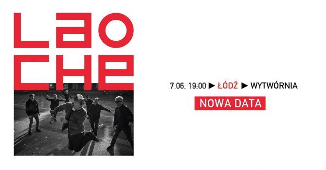 "LAO CHE - Trasa Pożegnalna ""No to Che!"" - 28.08.2021, klub Wytwórnia"