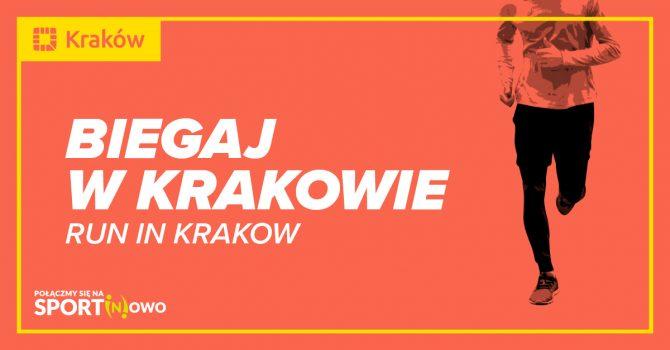 Biegaj w Krakowie!