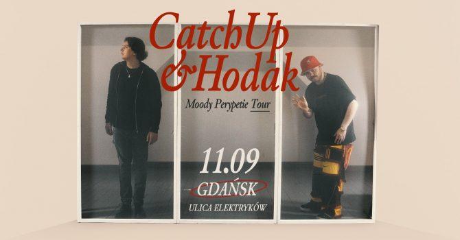 CatchUp x Hodak