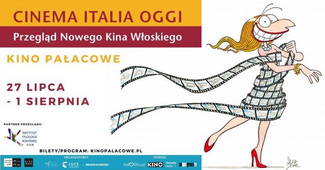 Cinema Italia Oggi 2021 | Przegląd Nowego Kina Włoskiego
