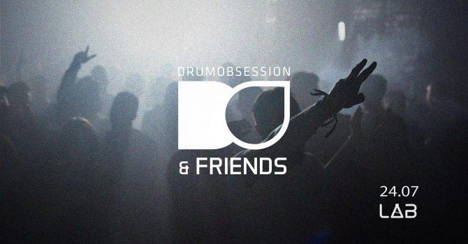 DrumObsession & Friends @ Projekt LAB