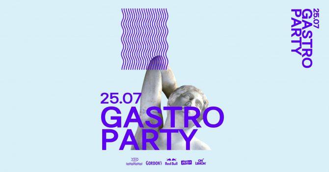 GASTRO PARTY w Wodzie x dj LARSEN