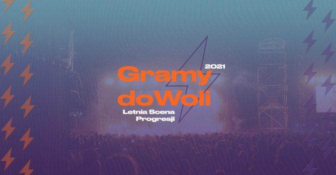 Gramy DoWoli - Letnia Scena Progresja