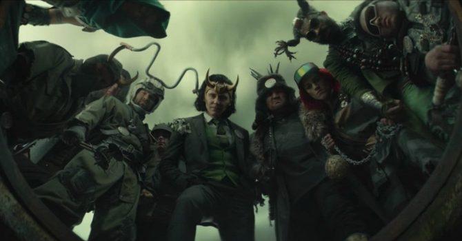 "Loki nieźle napsocił – recenzja serialu ""Loki"""