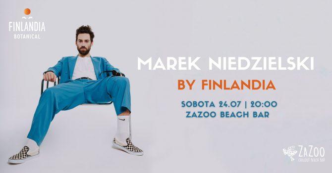 Marek Niedzielski by Finlandia // ZaZoo Beach Bar