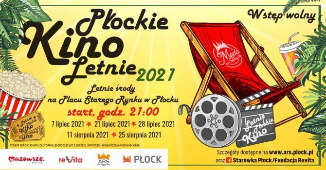 Płockie Kino Letnie 2021