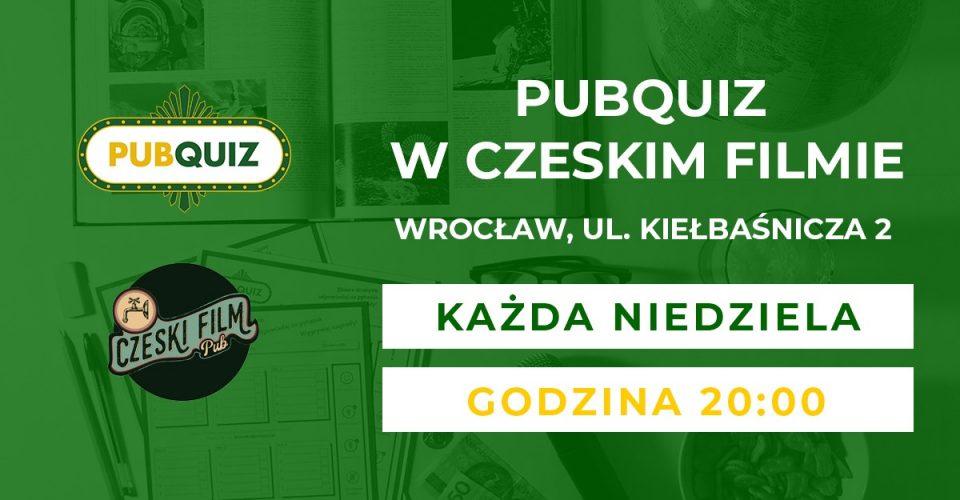 PubQuiz w Czeskim Filmie!