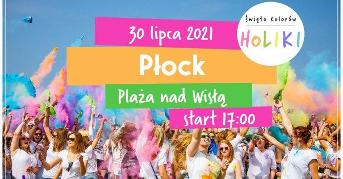 Święto Kolorów Płock'21