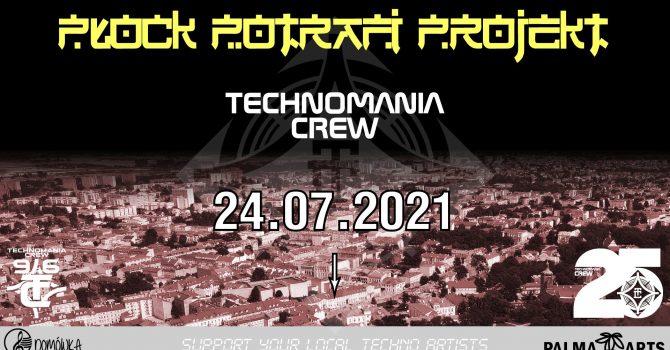 Technomania Crew - Płock Potrafi Projekt
