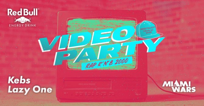 Video Party _ Kebs x Lazy One