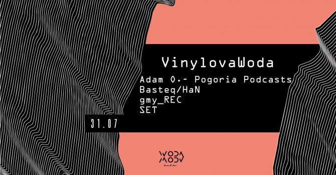 VinylovaWoda x Woda Beach Bar