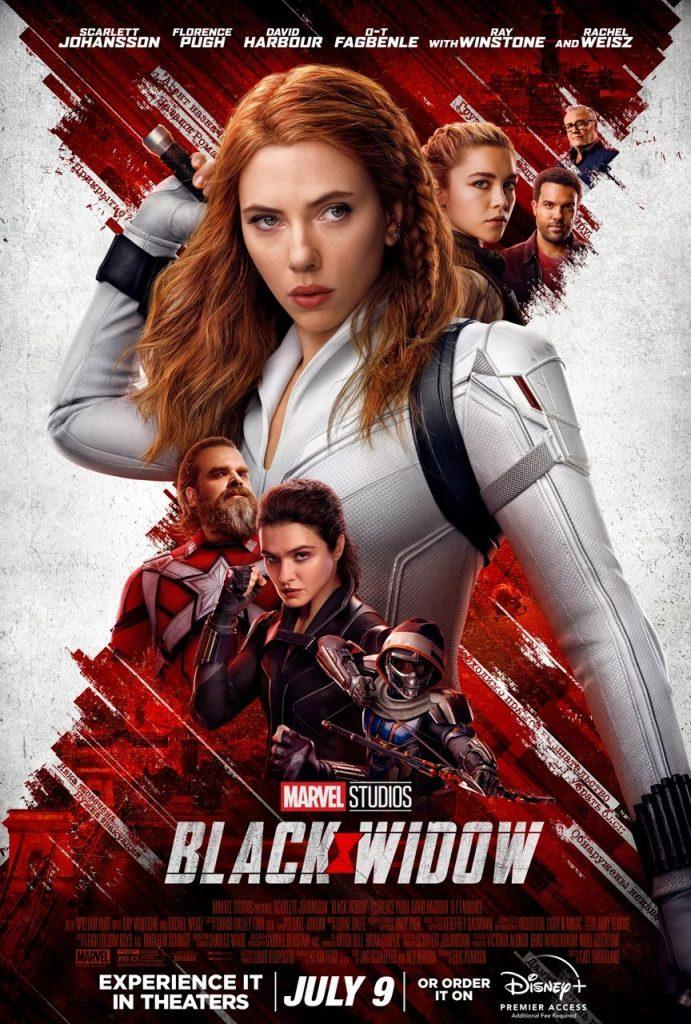 """""""Czarna Wdowa"""" - film, którego potrzebowaliśmy wcześniej. Recenzja"""