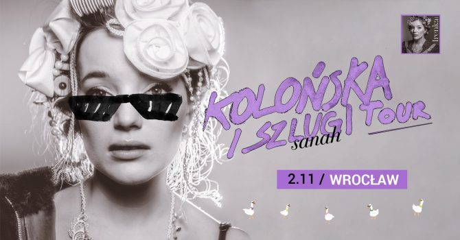 sanah Hala Stulecia we Wrocławiu