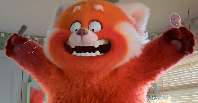 """""""To nie wypanda"""" – Pixar prezentuje zwiastun nowej animacji"""