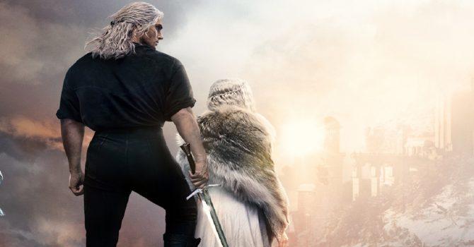"""Drugi sezon """"Wiedźmina"""" z datą premiery! Nadchodzi także """"Zmora wilka"""" oraz DLC do Wiedźmina 3!"""