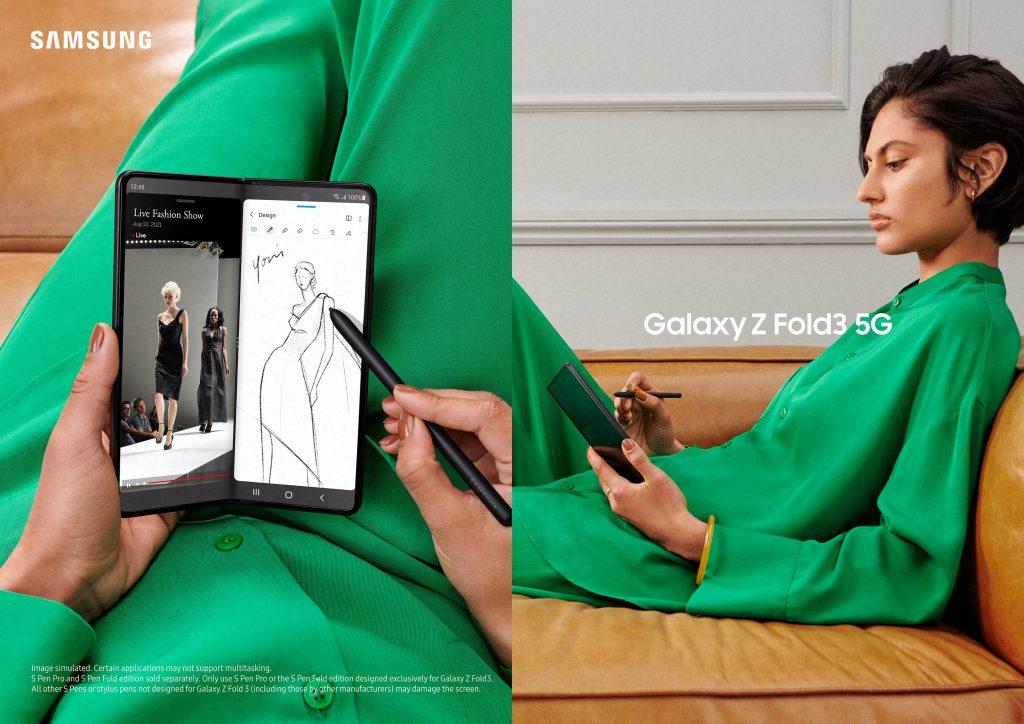 Samsung Galaxy Z Fold3 5G otwórz swój świat