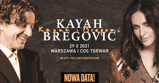 Kayah i Bregović // 29.10.2021 // Warszawa