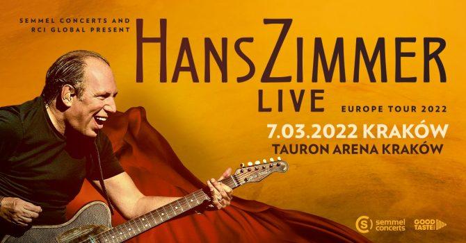 Hans Zimmer Live / Kraków / 7.03.2022