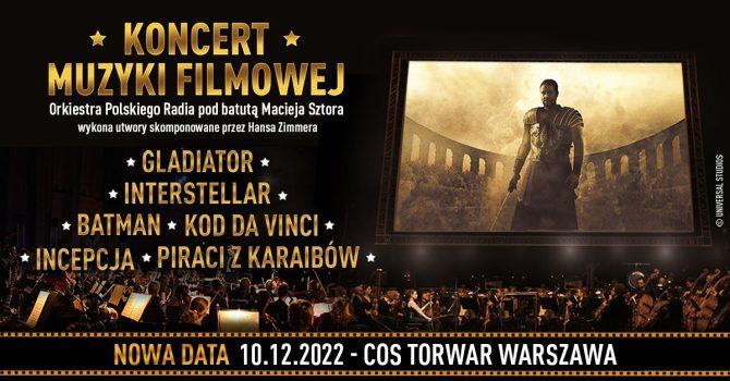 Koncert Muzyki Filmowej - utwory H. Zimmera