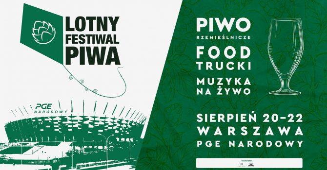 2. Warszawski Lotny Festiwal Piwa