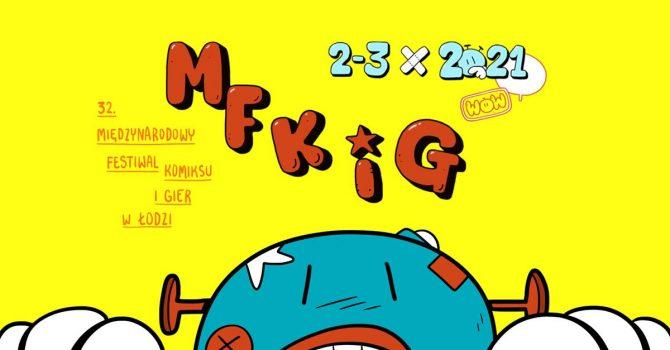 32. Międzynarodowy Festiwal Komiksu i Gier w Łodzi