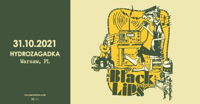 The Black Lips / 31 października 2021 / Warszawa