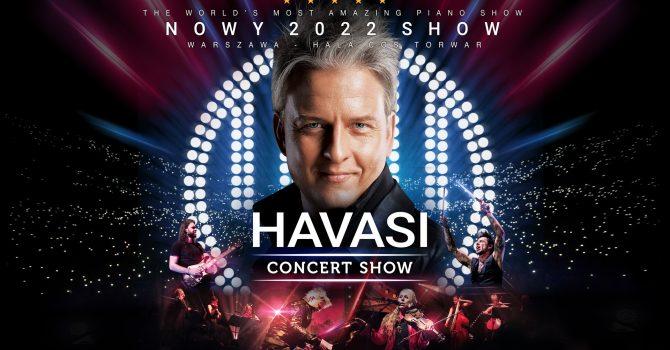 HAVASI Concert Show - Warsaw 2022