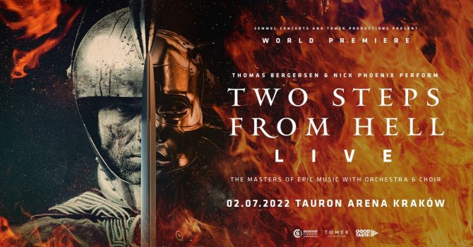 Two Steps From Hell Live / Kraków / 2.07.2022