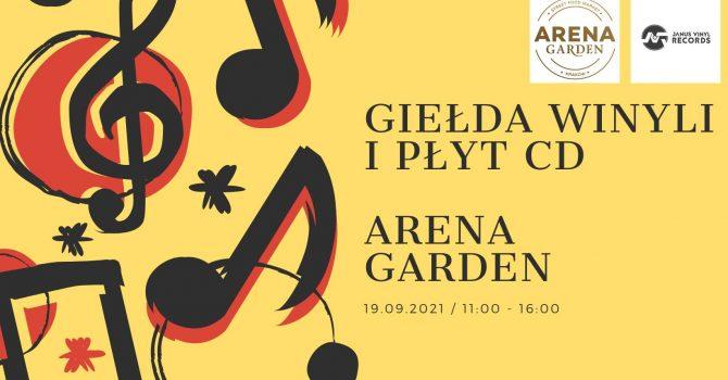Giełda Winyli i Płyt CD - Arena Garden