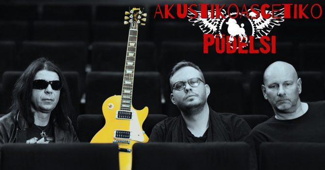 Püdelsi - AkustikoAscetiko | 3.10.2021 | TORUŃ