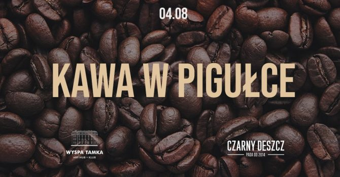 Kawa w pigułce: warsztaty na Tamce