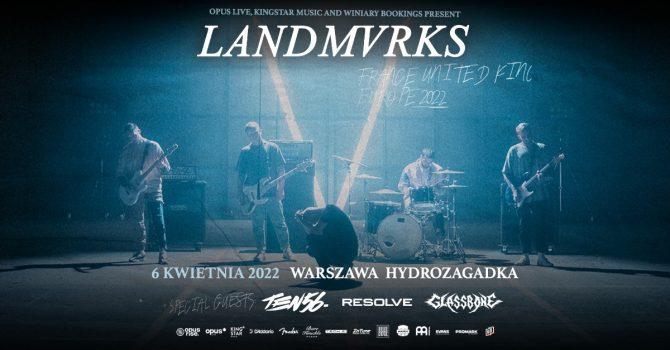 Landmvrks / 6.04 / Hydrozagadka, Warszawa