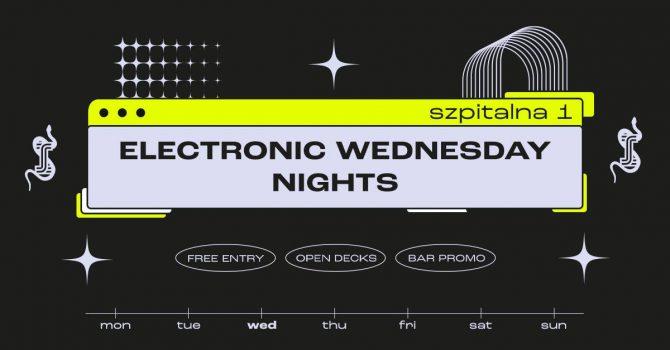 Electronic Wednesday Nights | SZ1