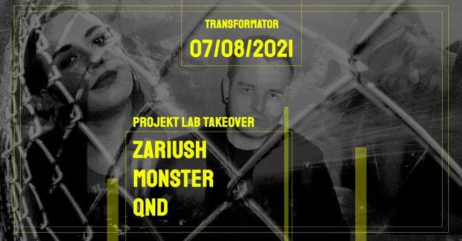 PROJEKT LAB takeover | Transformator