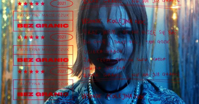 """Faustyna Maciejczuk """"Bez granic"""" oddaje się muzyce. Jej debiut już jest w drodze"""