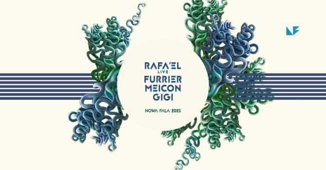 Sobota na Fali: Rafa'EL (live), Furrier, Meicon, Gigi