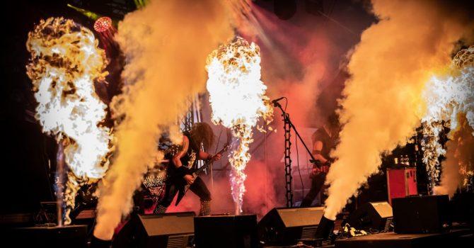 Legendy Metalu zagrają we Wrocławiu – pięć kapel, jeden wieczór