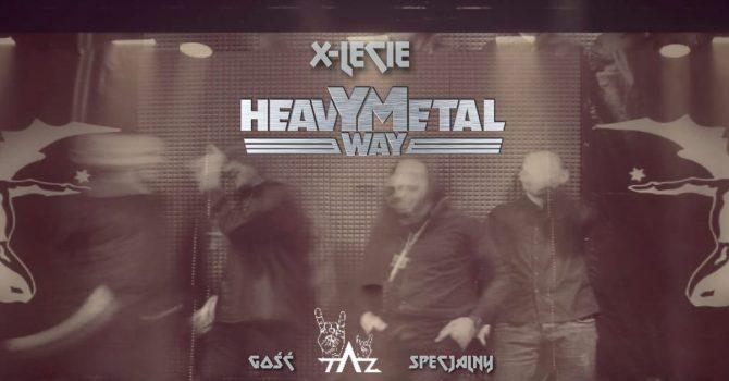 X LECIE - HEAVY METAL WAY - TORUŃ