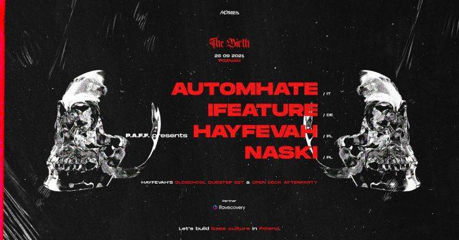 HOMIES: The Birth ft. Automhate, iFeature , Hayfevah & Naski †
