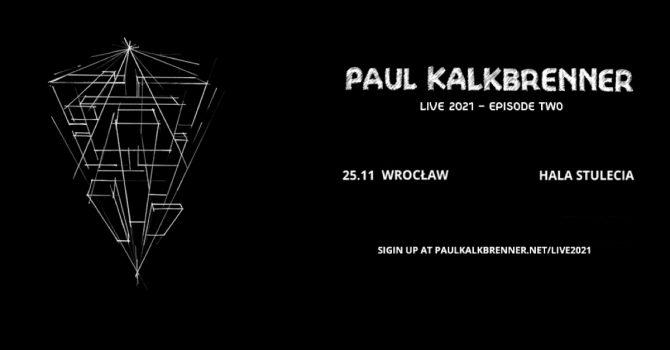 Paul Kalkbrenner   Wrocław - Hala Stulecia