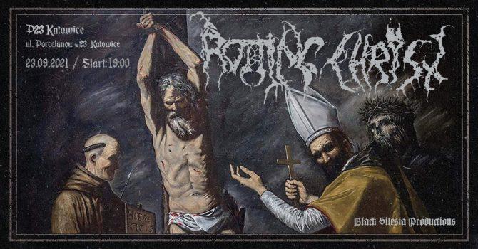 Rotting Christ / 23.09.2021 / Katowice / P23