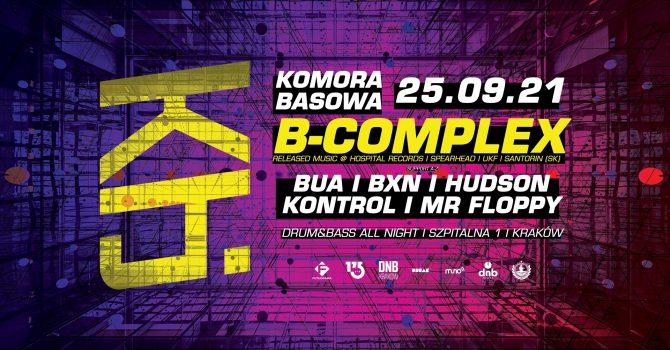 Komora Basowa / B-Complex