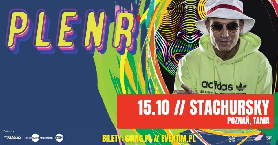 Stachursky DOSKOZZZA / PlenR / 15.10.2021 / Poznań, Tama