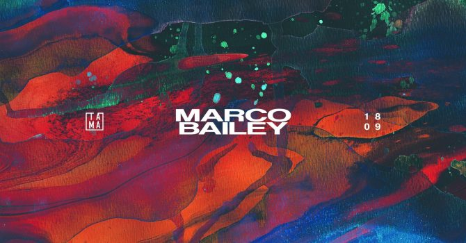 Tama Anniversary: Marco Bailey