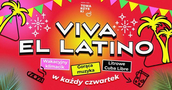 VIVA EL LATINO | Muzyka i Litrowe Cuba Libre na NTT