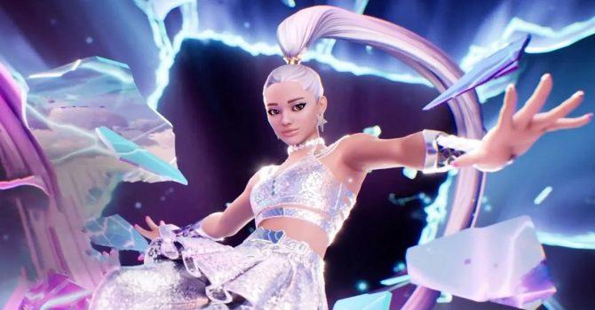 """Weekend z Arianą Grande. Specjalny event w """"Fortnite"""" za nami"""