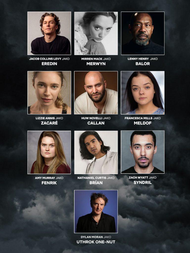 """Nowe nazwiska w obsadzie """"The Witcher: Blood Origin"""" - prequelu """"Wiedźmina"""""""