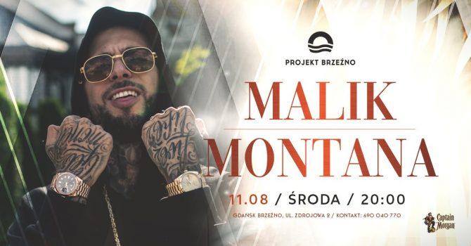Malik Montana | Gdańsk | Projekt Brzeźno