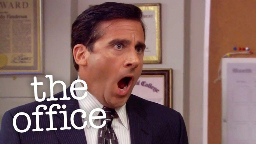 The Office Netflix Premiera
